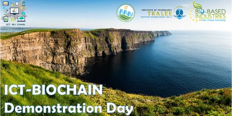 ICT-BIOCHAIN Digitising the Bioeconomy: Demonstration Day tickets