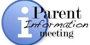 Conference Night - Senior Parent Information Session