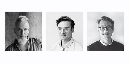 """TALK with Russell Pinch and Martyn Thompson Studio: """"How Design Speaks"""""""