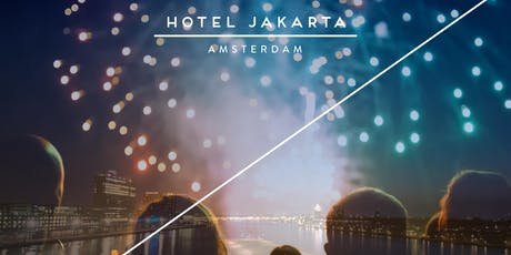 NYE Party (Dinner & Drinks included) - Hotel Jakarta Amsterdam tickets