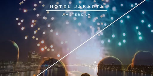 NYE Party (Dinner & Drinks included) - Hotel Jakarta Amsterdam