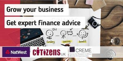 Business Growth & Finance Workshop