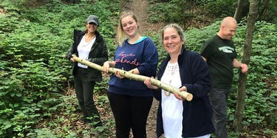 Level 3 Forest School Training Manchester Evening & Weekend part time course Winter 19 - Feb 20