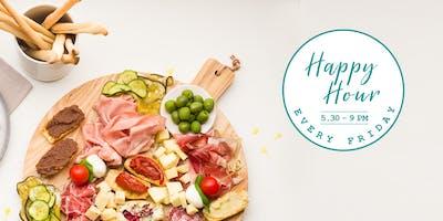 Italian Aperitivo with Bottomless Food
