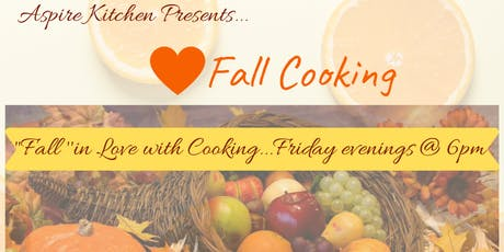 Love Fall Cooking tickets