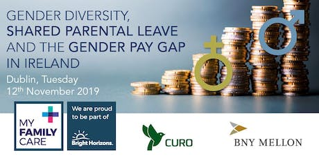Gender Diversity, Shared Parental Leave and the Gender Pay Gap in Ireland tickets
