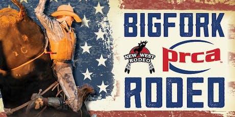 Bigfork Montana Summer Pro Rodeo tickets