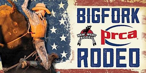 Bigfork Montana Summer Pro Rodeo