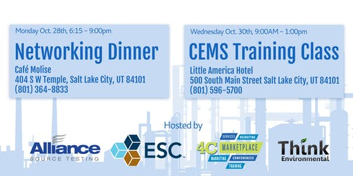 AFPM Environmental Networking Dinner & Training Class