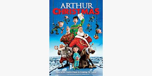 Newcastle - Santa's Rooftop Cinema X Arthur Christmas