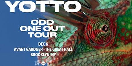Yotto tickets