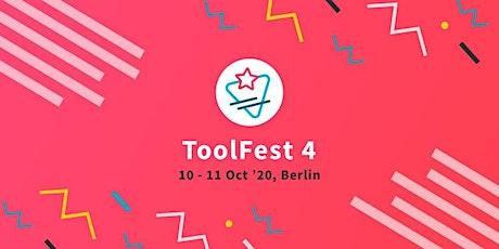 ToolFest 4 - The Pop-Up Innovation Academy billets