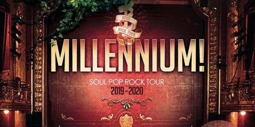 MILLENNIUM TOP COVERBAND