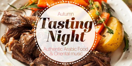 Autumn Tasting Night tickets