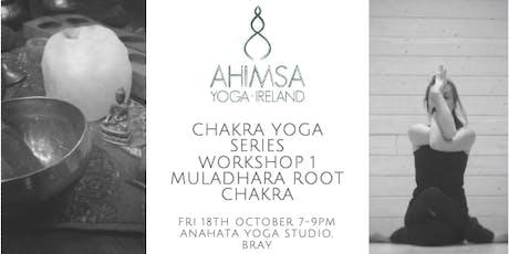 Chakra Yoga Series - Root Chakra tickets