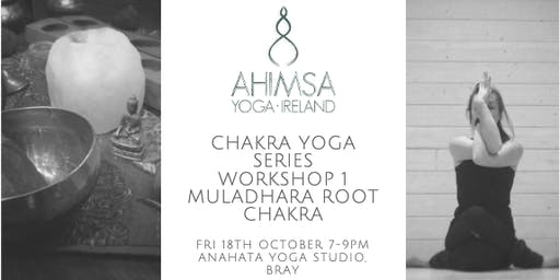 Chakra Yoga Series - Root Chakra