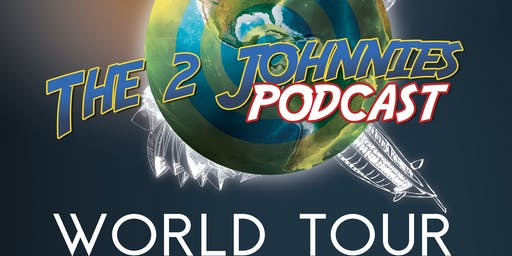 IrelandWeek Presents : The 2 Johnnies Podcast World Tour
