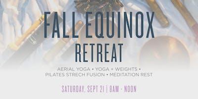 Fall Equinox Retreat
