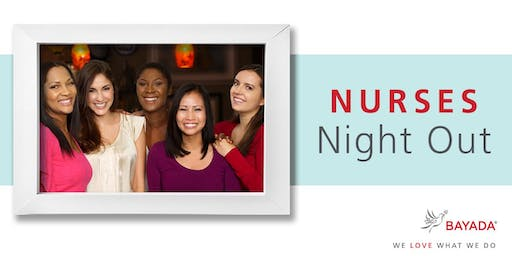 Nurse's Night Out!