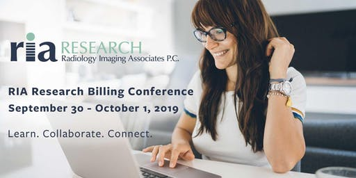 RIA Research Billing Conference