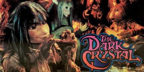 The Dark Crystal (+ Pizza!) tickets