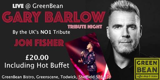 Gary Barlow Tribute Night