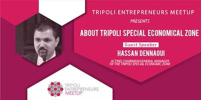 Tripoli Entrepreneurs Meetup With Hassan Dennaoui