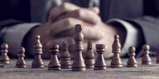 Le propriétaire d'entreprise stratégique