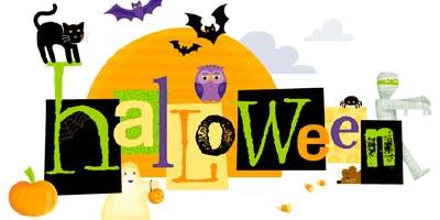 2019 K-5 Halloween Party