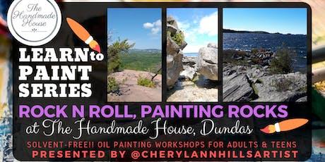 Rock n Roll, Paint a Rock Scene tickets