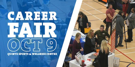 Quinte Region Career Fair