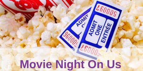 Movie Night on Us tickets