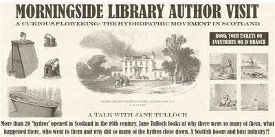 Jane Tulloch: Author Visit