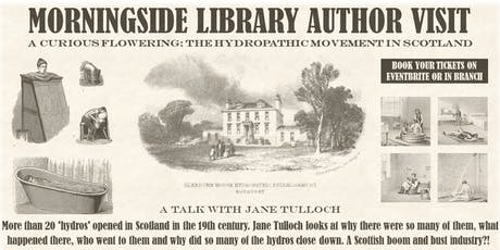 Jane Tulloch: Author Visit tickets