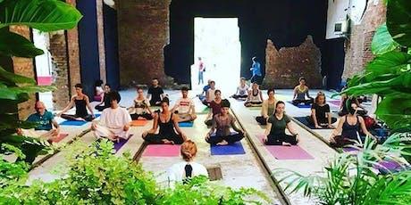 I 4 RITI AL TEMPIO - 4 appuntamenti di Yoga, Musica e Meditazione in centro a Milano. biglietti
