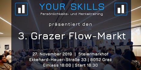Der 3. Grazer Flow-Markt Tickets