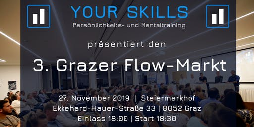 Der 3. Grazer Flow-Markt
