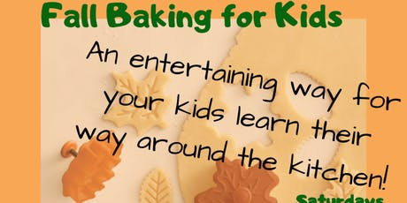 Fall Baking for Kids tickets