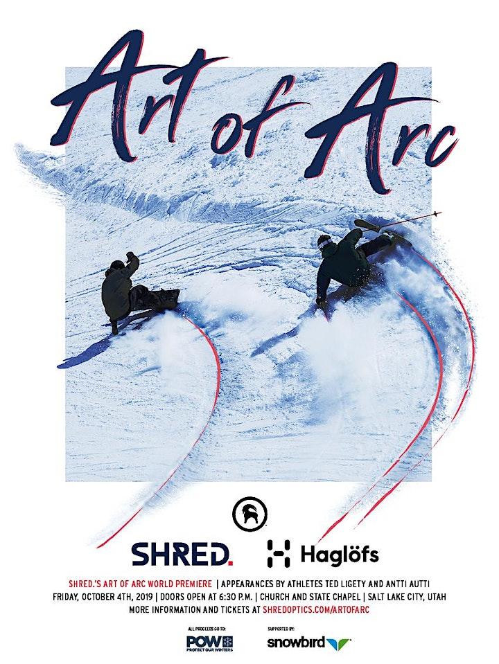 'Art of Arc' World Premiere image