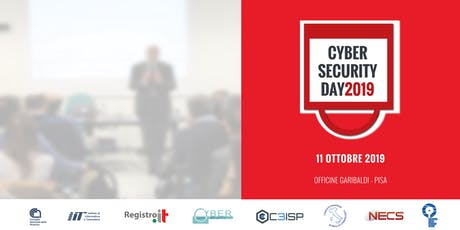 Cyber Security Day 2019 biglietti