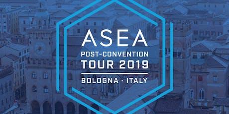 ASEA Post-Convention Ottobre 2019 biglietti