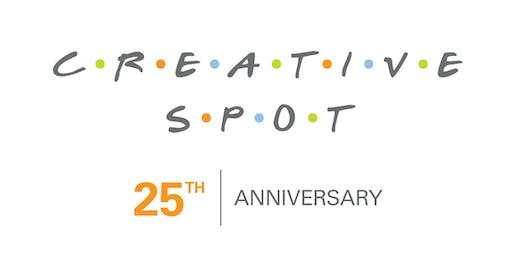 Creative Spot 25th Anniversary Party
