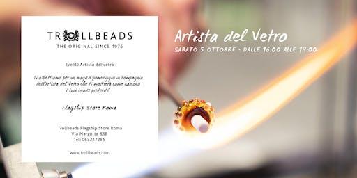 TROLLBEADS Artista del Vetro