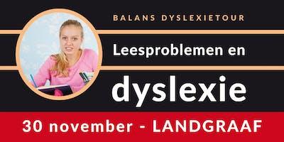Balans Dyslexietour - Landgraaf