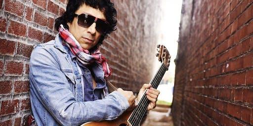 Javier Mendoza Free Concert