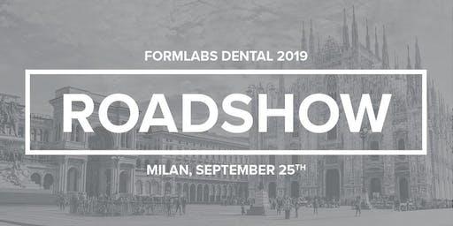 Roadshow dentale Formlabs Bilcotech