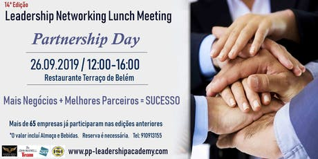 Leadership Networking - Partnership Day bilhetes