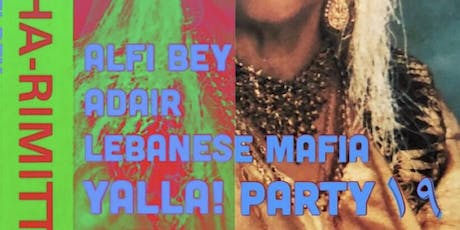 Yalla! Party ١٩ tickets