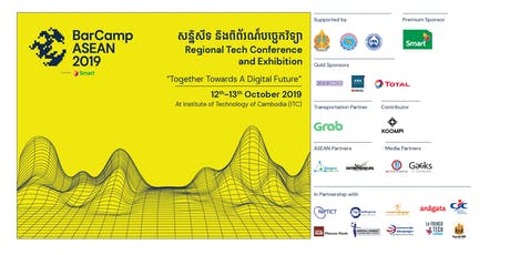 BarCamp ASEAN 2019 - Regional Tech Conference and Exhibition tickets