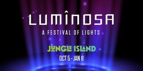 Luminosa: A Festival of Light  tickets